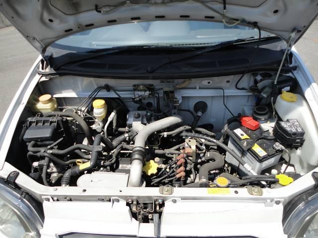 試運転済みで機関良好です。他メーカーのノウハウも持った整備士が在籍いたしておりますのでスバル車の整備もご安心ください。購入後のメンテナンスも是非当店へ!!