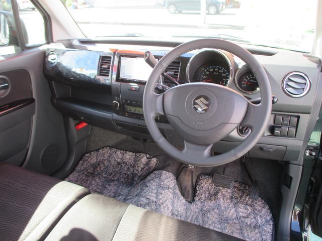 フロントシート(運転席)