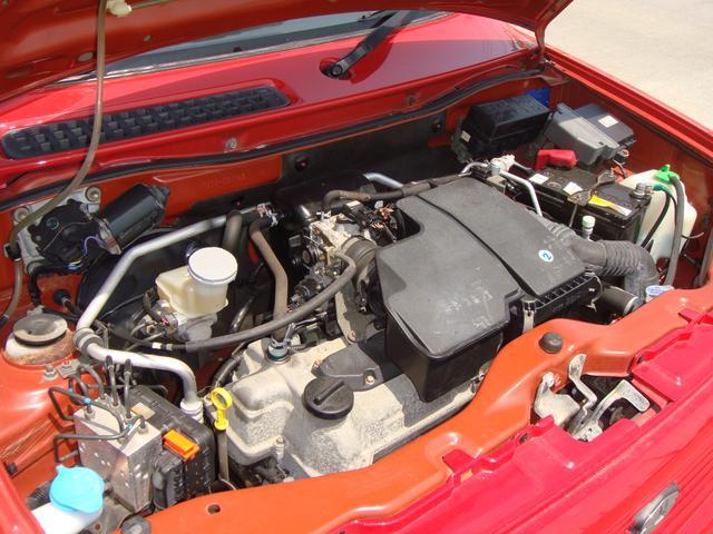 エンジン快調です!タイミングベルトについて−このエンジンは、タイミングベルトを使用していないエンジンです。その為、交換の必要なしです。◆