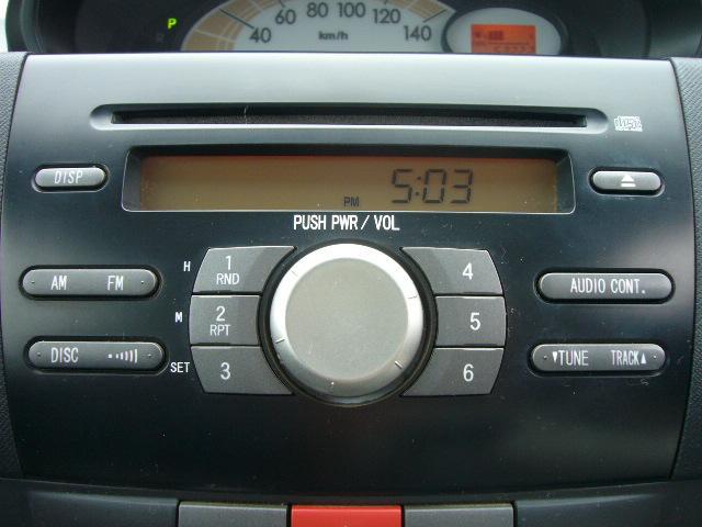お好きな音楽を聴きながらドライブをお楽しみ頂けます♪