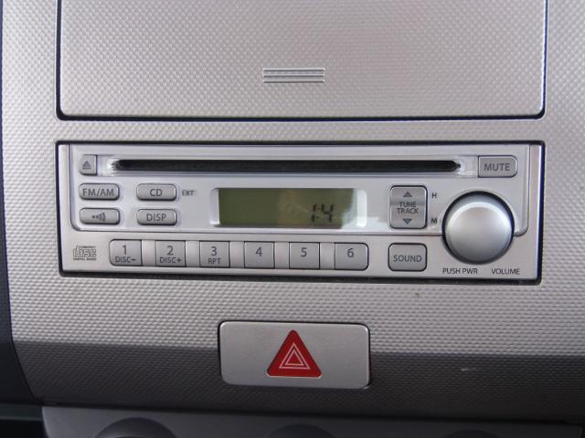 CD・FM・AMチューナー今の主流ステレオです、ラジオも楽しめます・