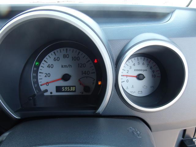 スピードーメーター・視認性が高くより安全運転につながります。