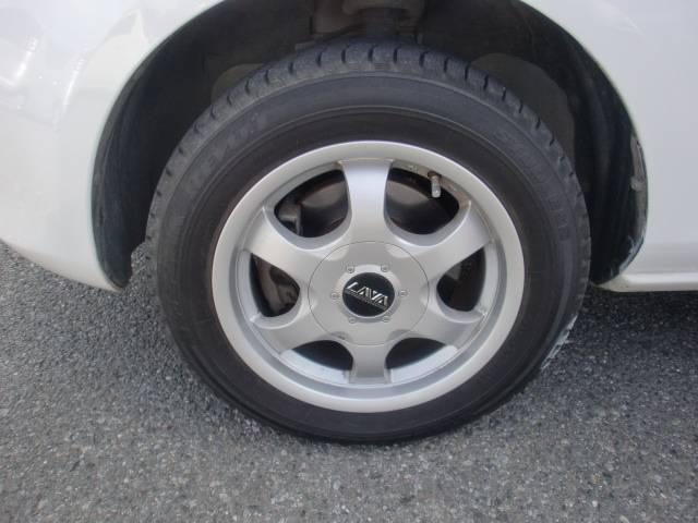 タイヤサイズ175/65R14 82S。