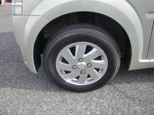 タイヤサイズ145/80R13 75S。