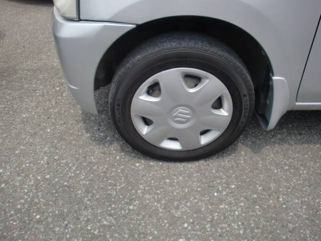 タイヤサイズ 155/65R13 73S。