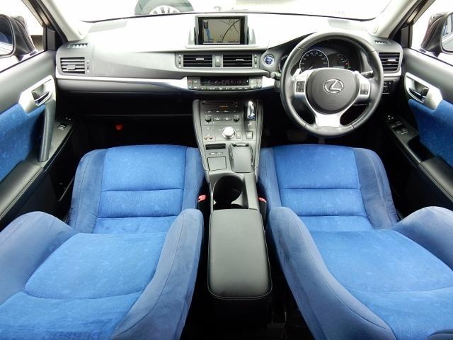 ブルーのシート!希少色です。 個性的でとってもきれいですよ。