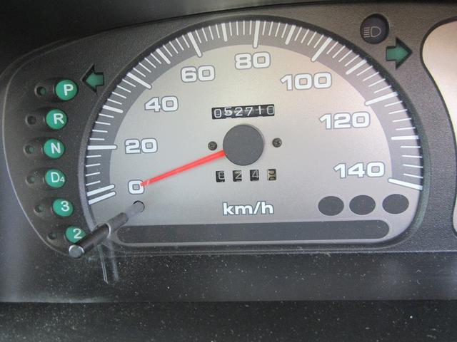 走行52710キロ、まだまだ頑張ります。