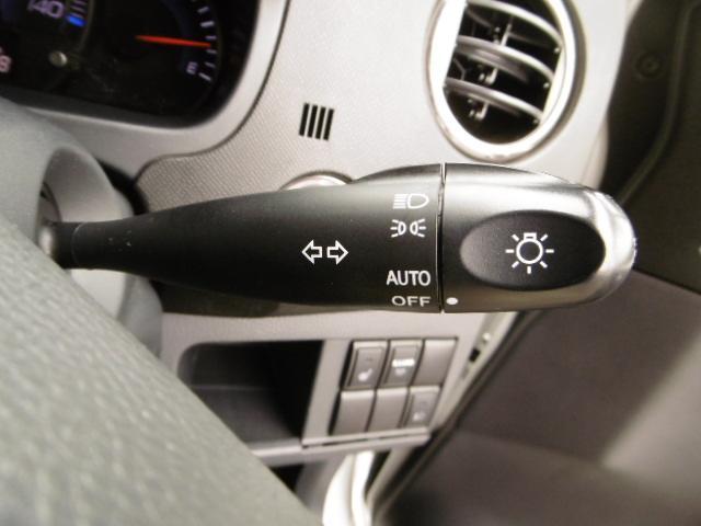 夜間やトンネルが多いところでのドライブが多い方に重宝されるオートライト機能!外の明るさを感知して自動でライト点灯してくれます!