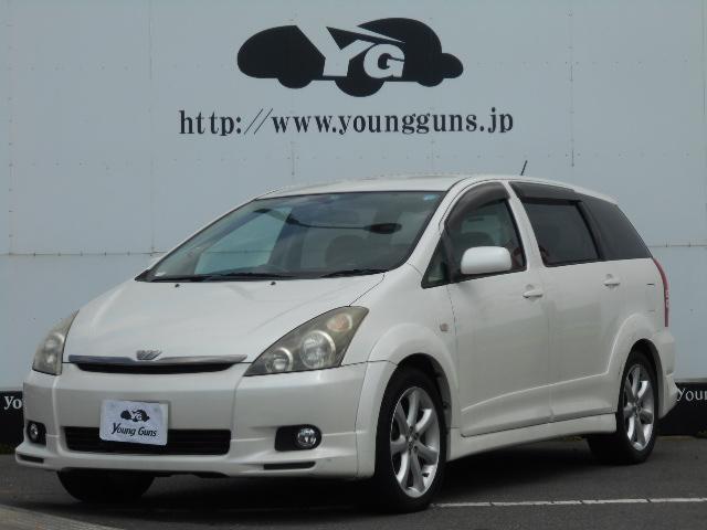 当社の物件をご覧頂きありがとうございます!当社では高年式の上質な車両から、お買い求めやすい価格のお車まで取り揃えています!詳しくは当社HPのhttp//www.youngguns.jpにアクセス下さい