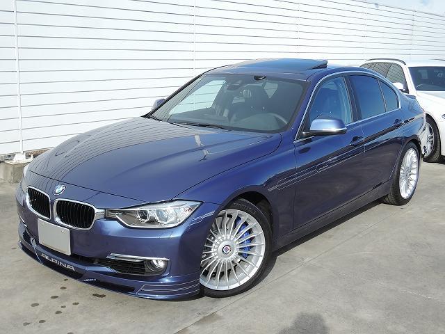 BMW bmwアルピナ d3 リムジン ビターボ : car.biglobe.ne.jp