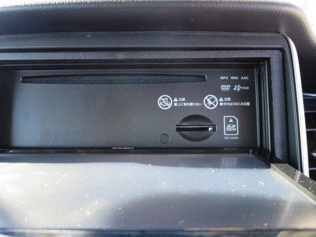 オーディオソースはCD・DVDビデオに地デジワンセグTVです。