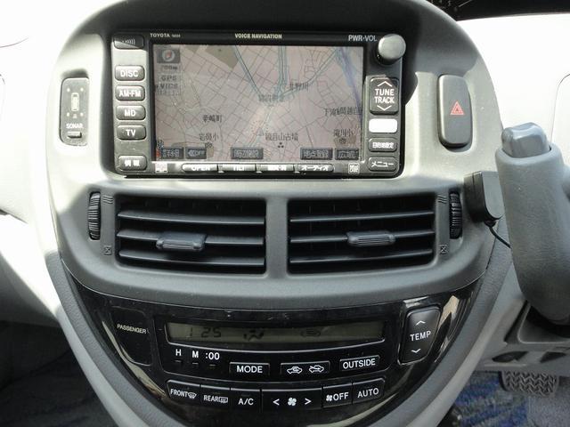 DVDナビ!DVD再生も可能です!車内で休憩するときも役に立ちます。
