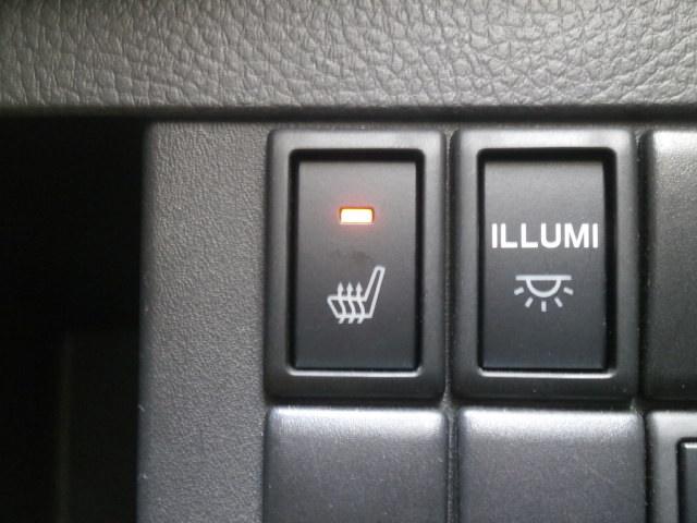シートヒーター付いてます!寒い季節も乗り切れます!
