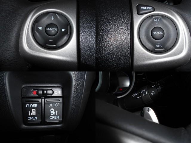 両側自動ドアやクルーズコントロール等も付いていますよ^^