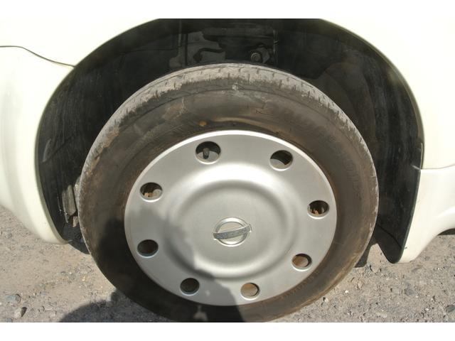 タイヤの溝もバッチリンコです!