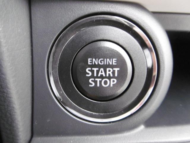 インテリジェントキーです。キーをさすことなく、エンジン始動が出来ます。