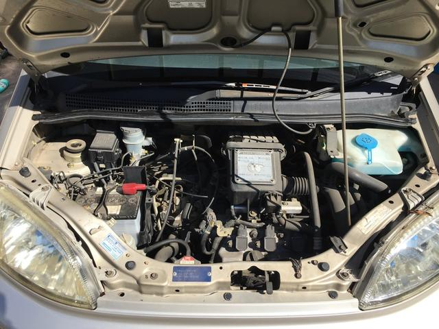 バッテリーは新品で交換してからの納車となります。