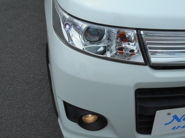HIDライト(ディスチャージ・キセノン)通常のハロゲンライトよりも明るく、消費電力も少ないです♪夜間走行の強い味方になってくれますよ!装着車両も多くなって来ました!