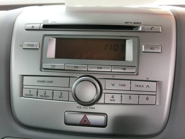 CDプレイヤー[AM/FMラジオ付]