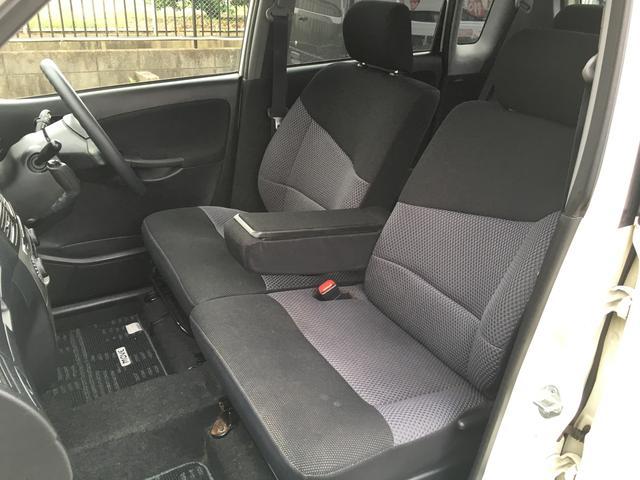 フロントシートもキレイで気持ち良いですね☆