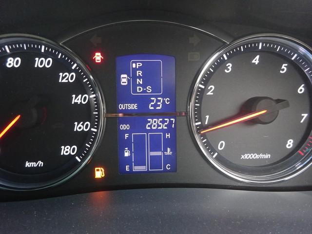 トヨタ マークX 250G DVDナビ ETC