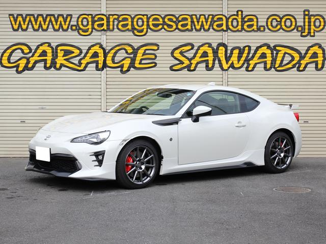Toyota 86 Gt Limited High Performance Package 2017 Pearl White 5 085 Km Details Anese Used Cars Goo Net Exchange