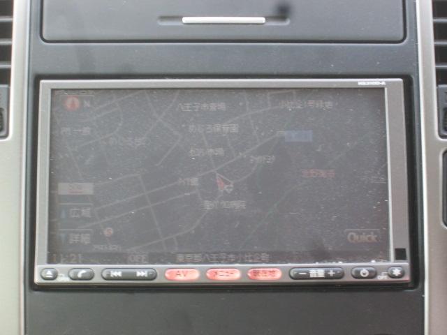 日産 ティーダ 15M 1セグHDDナビ ハーフレザー 禁煙車
