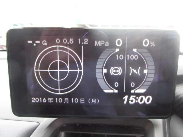 ホンダ S660 α センターディスプレイアクティブスポイラー