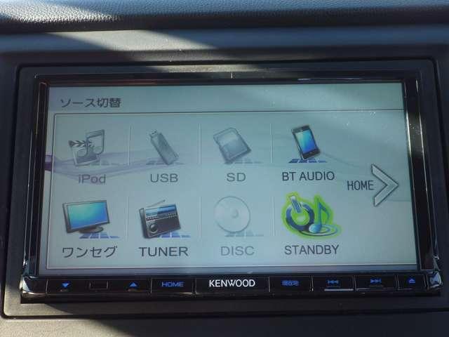 ホンダ N-WGN C 当社デモカー DVD視聴新品ケンウッドナビ