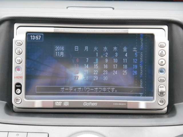 ホンダ ステップワゴン 24Z 純正HDDナビ リアカメラ ETC