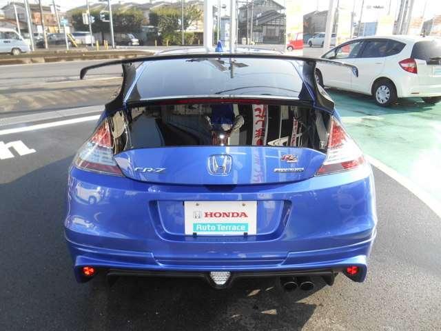ホンダ CR-Z 1.5 MUGEN RZ 限定車スーパーチャージャー ナビ