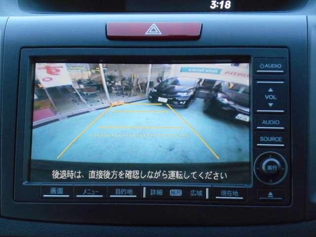 ホンダ CR-V 20G HDDナビ リヤカメラ ETC