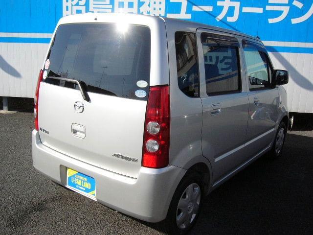 マツダ AZワゴン 660 FX