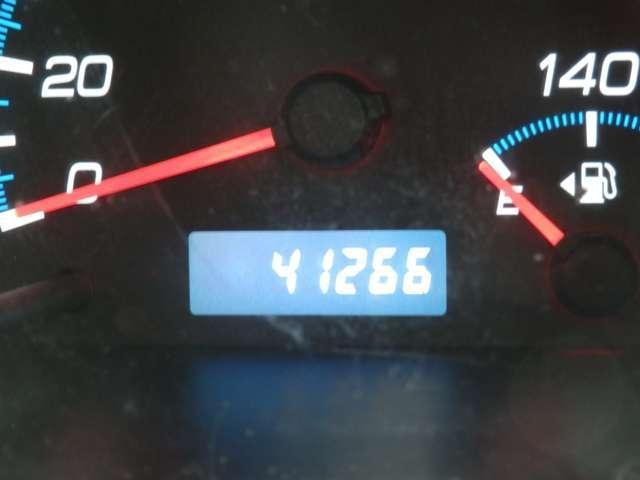 走行距離41,266kmです!