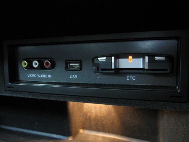 最近では必須装備ともいえるETCもしっかりと装備しております。