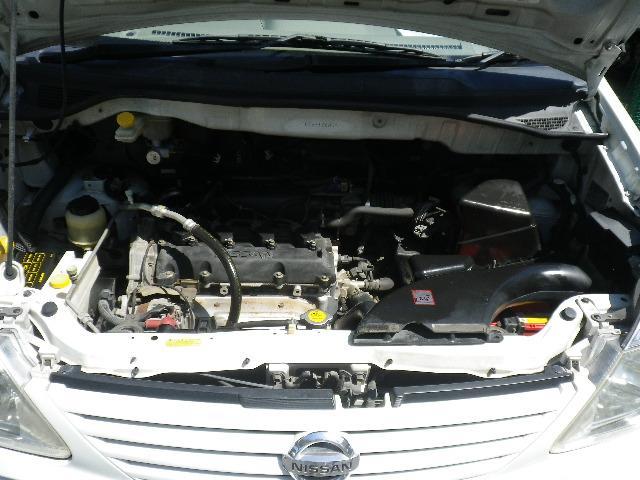 QR20エンジンは2リッタータイミングチェーン式。