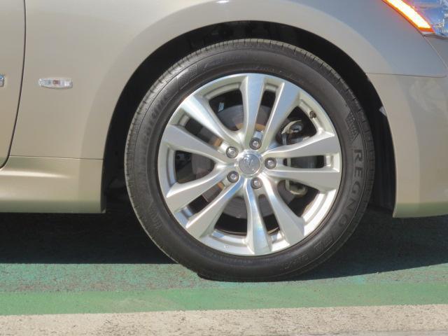 日産 フーガ 350GT HDDナビ クリアテールレンズ