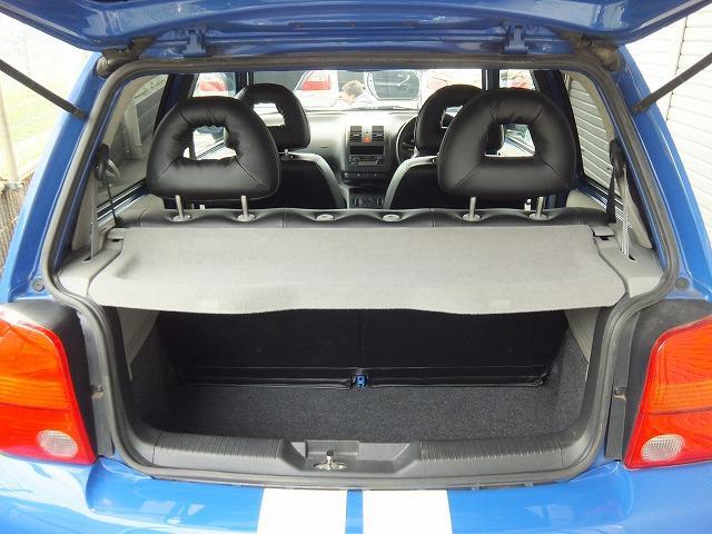 フォルクスワーゲン VW ルポ ベースグレード 社外フルエアロ AW マフラー ナビ