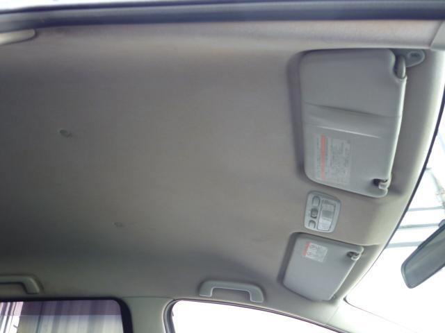 トヨタ ウィッシュ Z 社外CDデッキ スマートキー 社外AW ローダウン