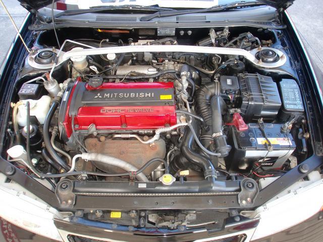 三菱 ランサー GSRエボリューションV メモリーナビ フルセグ キーレス