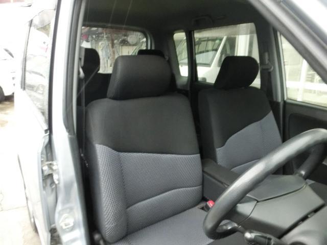 軽自動車・コンパクトカーならではのシートポジション、小回り上手でとっても運転しやすですよ!