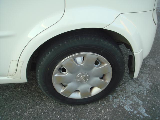 タイヤもOKです