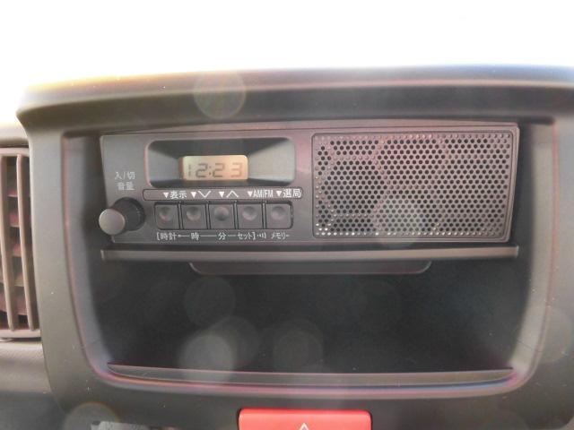 スズキ エブリイ PA 2速発進5AGS FM・AMラジオ 登録済み未使用車