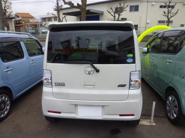 トヨタ ピクシススペース カスタム RS ワンオーナー SDナビ TV