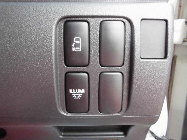 左電動ドア・イルミネーションスイッチ