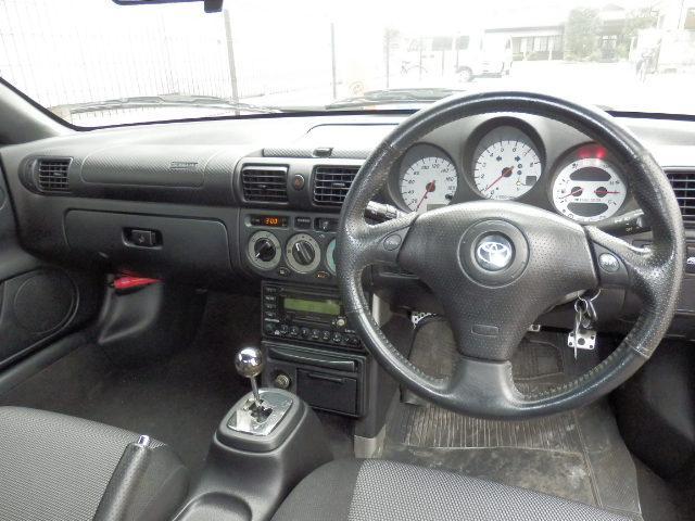 トヨタ MR-S Sエディション フルエアロ ハードトップ付 無料保証付