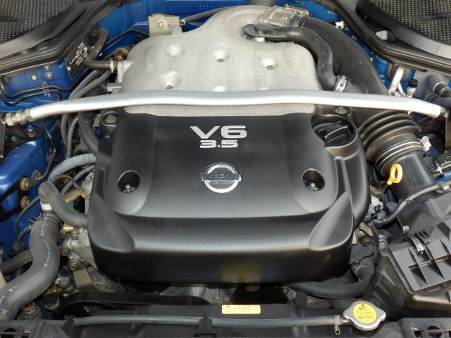 日産 フェアレディZ バージョンT 6速MT 本革シート シートヒーター