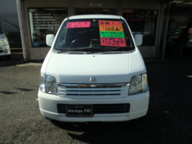 スズキ ワゴンR N-1  禁煙車 純正ナビ CD MD アルミ付