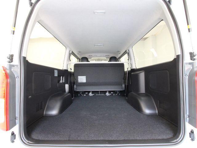 トヨタ ハイエースバン スーパーGL ダークプライム新車未登録車両側電動スマートキー