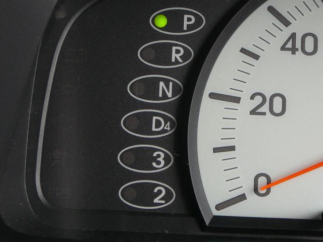 4速オートマチック